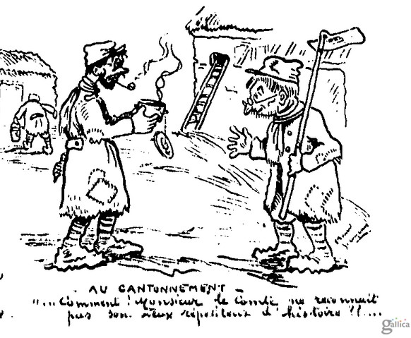 Lapin à plumes Marcel Jeanjean